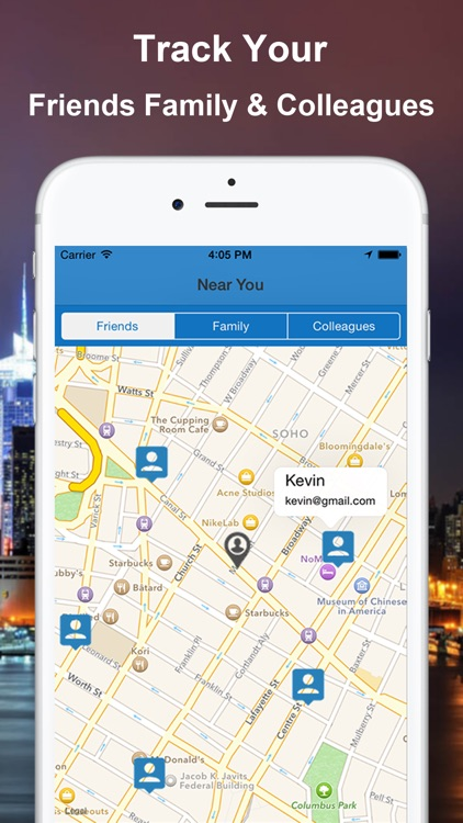 GPS Phone Tracker - Family Locator Lite