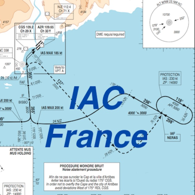 IAC France Dans L'App Store