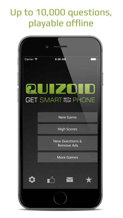 Quizoid: General Knowledge Trivia Quiz 2017