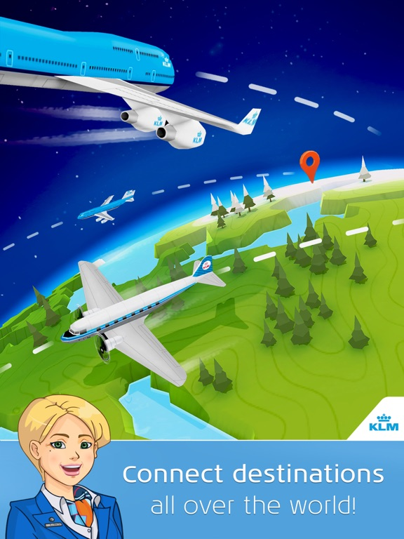 Aviation Empire Platinum Screenshots