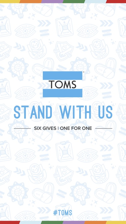TOMS Stickers Pack