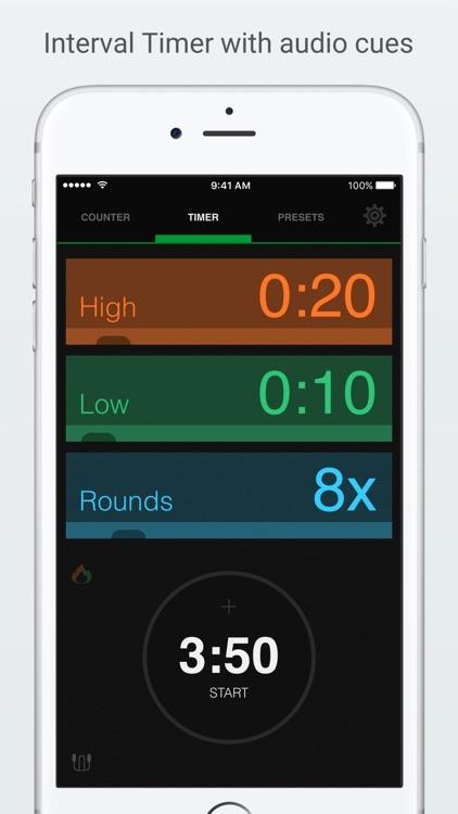 iCountTimer Pro screenshot-3
