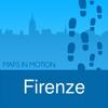 Florencia a Pie: Mapa sin Conexión