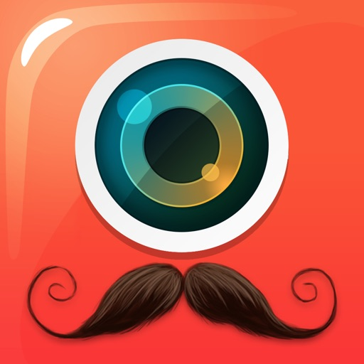 ElMostacho - Stache funny photos with cool filters