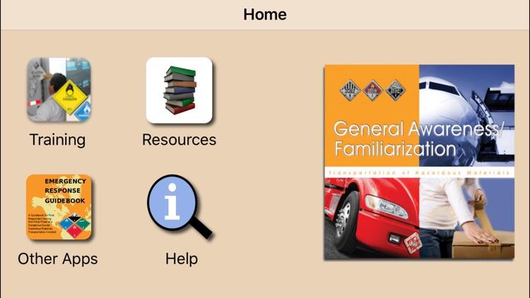 Hazmat Training General Awareness/Familiarization screenshot-3