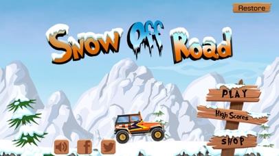Snow Off Road Free screenshot 6