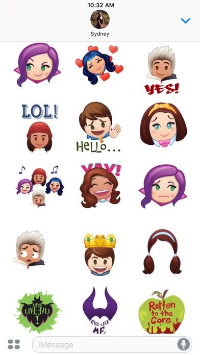 Disney Stickers: Descendants