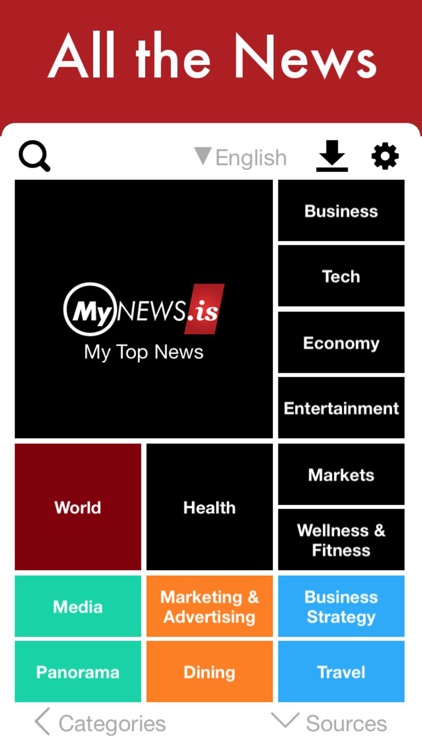 MyNews.is Pro - Intelligent News Reader