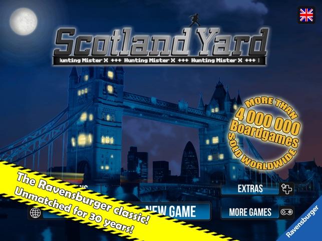 Scotland Yard Screenshot