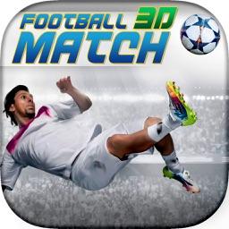 Football Match - 3D