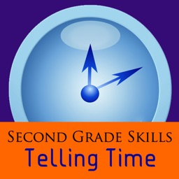 Second Grade Skills - How to Tell Time