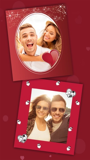New romantic love photo frames - Photo editor on the App Store
