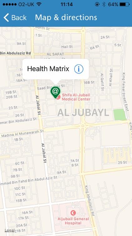 HealthMatrix StaffConnect screenshot-4