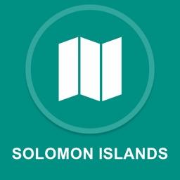 Solomon Islands : Offline GPS Navigation