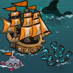 Ships vs Sea Monsters — Defense and Attack Game