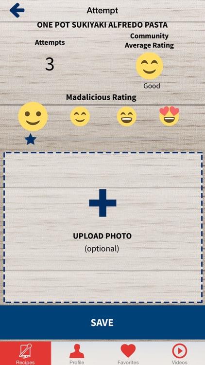 Home Foodie Madalicious Meals screenshot-4