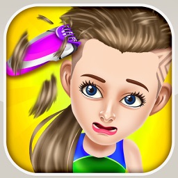 Hair Salon Shave Spa Kids Games
