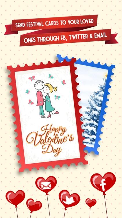 Greetings Card - Valentine's Day, Anniversary