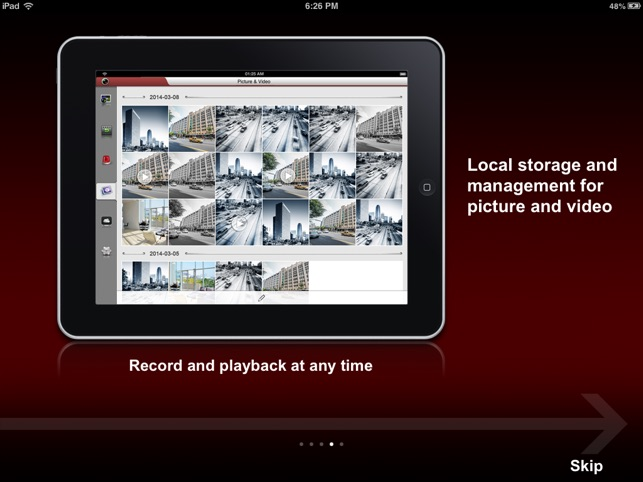 iVMS-4500 HD on the App Store