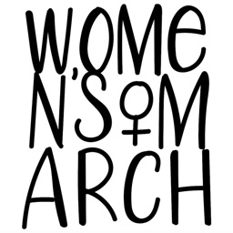 Womens March Slogans Stickers