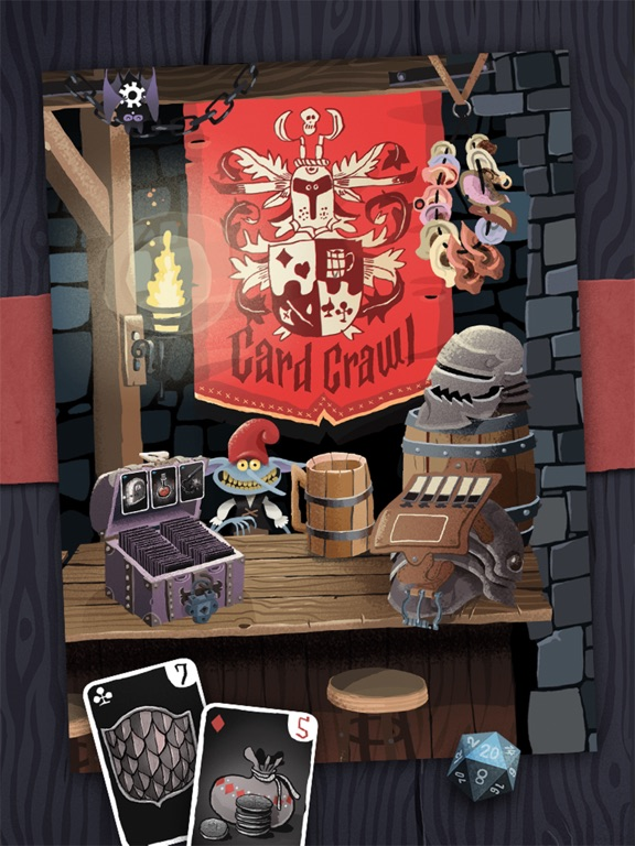 Screenshot #2 for Card Crawl