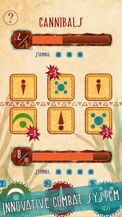 Necklace of Skulls - The Mayan adventure gamebook screenshot-4