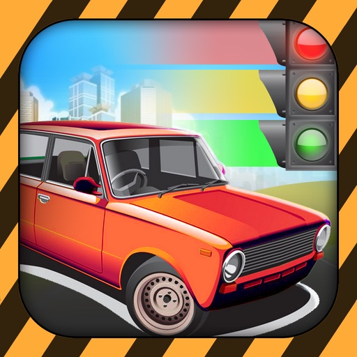 DrivingShcool 3D - Real 3D Driving Teaching Game! iOS App