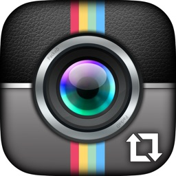 Repost + Image editor for Instagram with PackeD