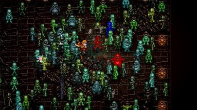 Screenshot from Wayward Souls