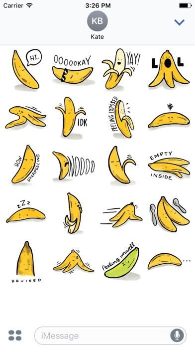 Banana Peelings