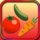 Приятные обучения для детей раннего возраста овощн icon