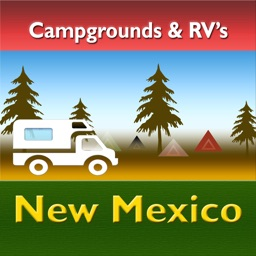 New Mexico – Camping & RV spots