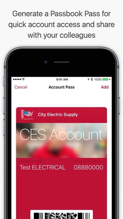 City Electric Supply screenshot-4