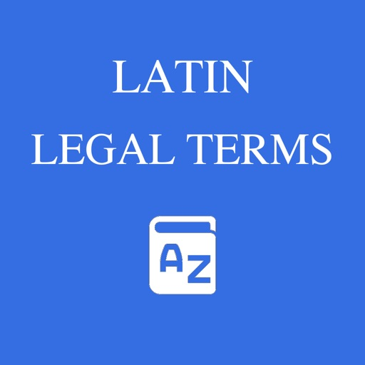 Dictionary of Latin Legal Terms