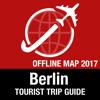 Berlin Reiseführer + Offline-Karte
