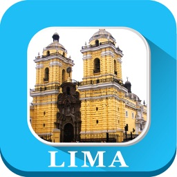 Lima Peru - Offline Travel Maps Navigation