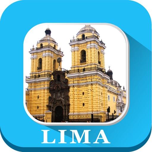 Lima Peru - Offline Travel Maps Navigation