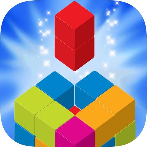 Magic color cube - 3D Block classic games