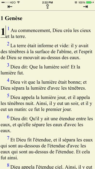 La Bible(Louis Segond 1910) French Bibleのおすすめ画像2