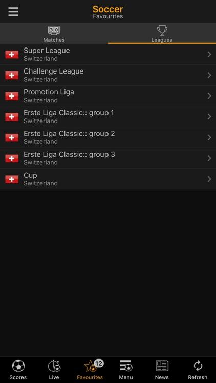 LiveScore screenshot-3