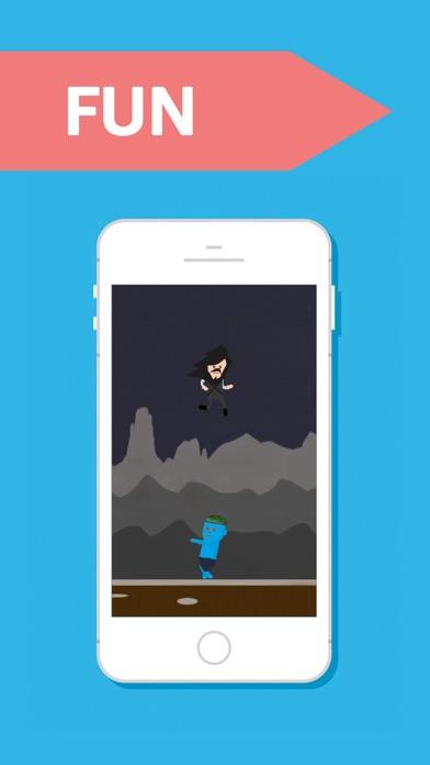 Run Jon! screenshot one