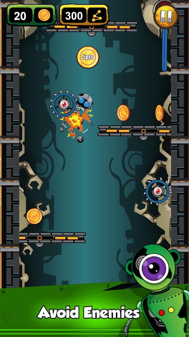 Robbi - Escape The Robot Scrap Yard Free Screenshot