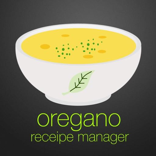 Oregano Recipe Manager icon