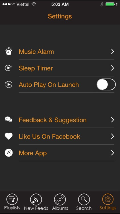 music player, video player screenshot-3