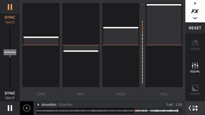 edjing Pro - dj controller Screenshot