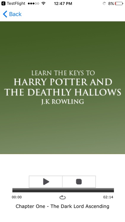 Summary For Harry Potter And The Deathly Hallows screenshot-3