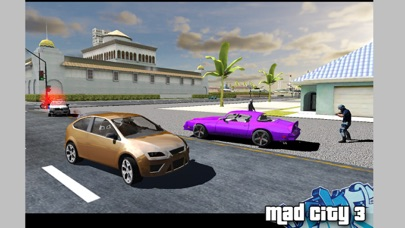 Mad City Crime 3 New stories App 截图