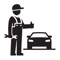 With this app you can track all your car maintenance items, with reminders of when they are due you'll never miss another oil change