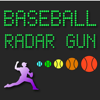 Baseball Radar Gun High Heat Pro