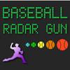 Baseball Radar Gun High Heat Pro